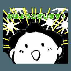 お相撲ちゃん(日常会話/ちょっぴり夏)