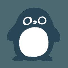 かわいいペンギンさん