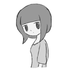 モノクロ子