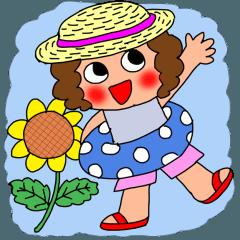 広島女子の梅子さん 4