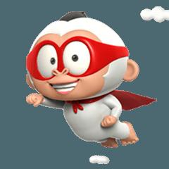 赤ちゃんゴリラ2