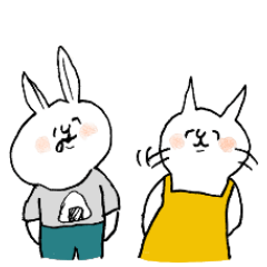 イキウサの日常会話 英語版