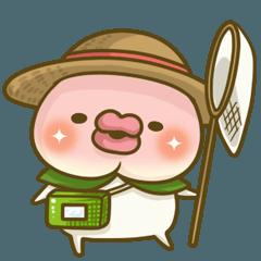 桃のキモチ8。(夏)