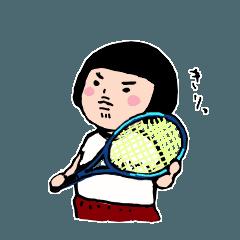 ドロシーちゃんが行く Ver.テニス