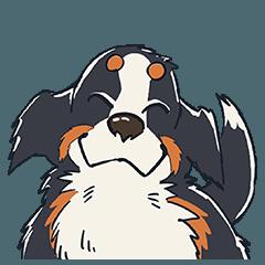 [LINEスタンプ] 働く犬スタンプ! 王様達のヴァイキング