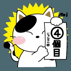 にゃんたんの日常会話4