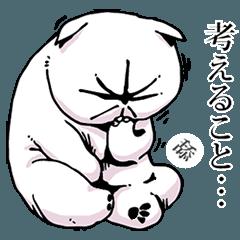 太った猫 丸山一郎