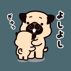 パグのランラン4(日常編)