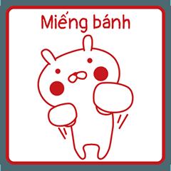 おぴょうさ5-スタンプ的2-ベトナム語版